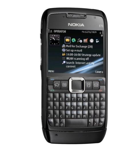 Nokia-e71-black