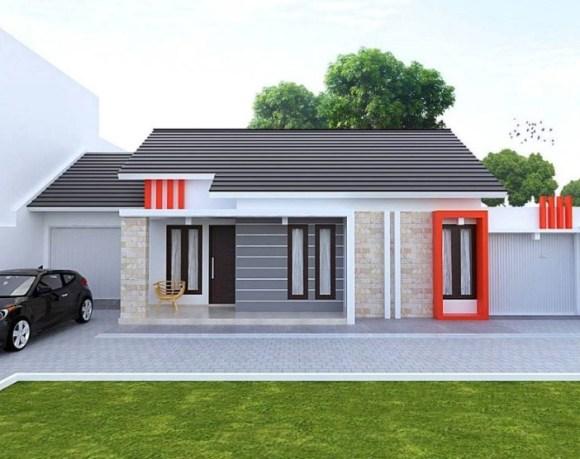 rumah minimalis ramah lingkungan